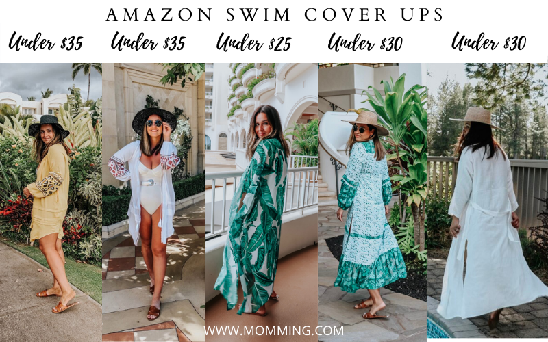 AMAZON SWIM COVERUPS