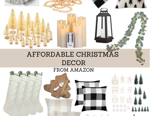 Amazon Christmas Decor