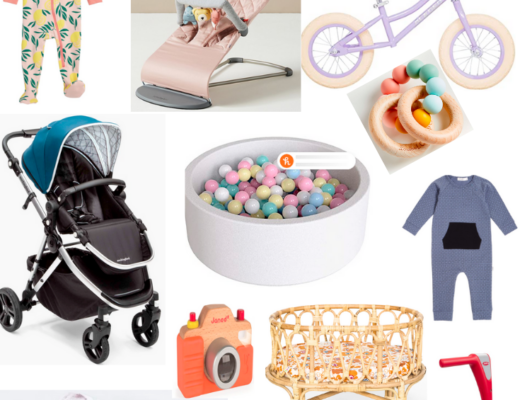 Baby and Toddler Holiday Gift Guide