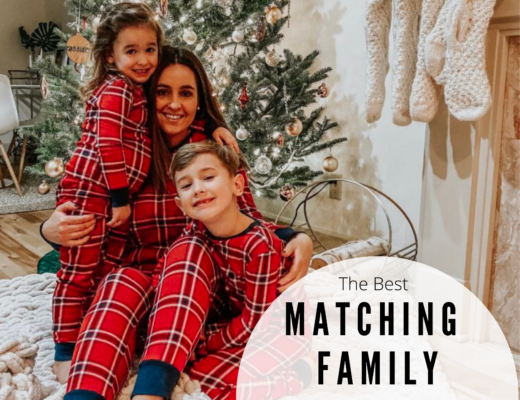 Best Family Matching Christmas Pajamas