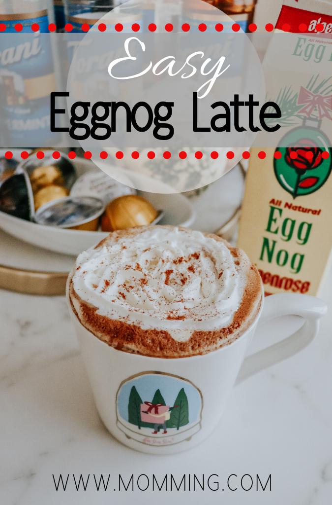 Eggnot Latte Recipe