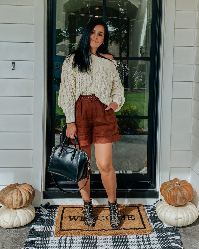 Fall Outfit Sweater