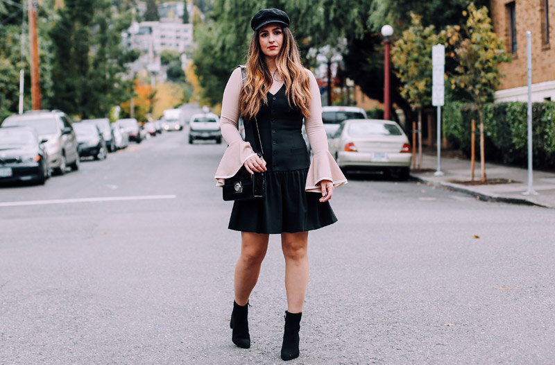 5c8a7ba1a22 In my post yesterday I talked about how adding accessories like hats can  make an outfit really stylish and trendy and this Fall I am loving the Bakery  Boy ...