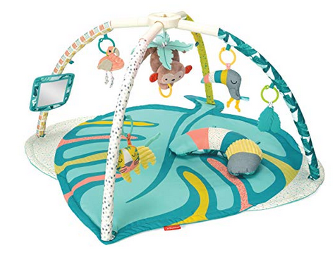 Infantino 4-in-1 Twist & Fold Activity Gym Play Mat