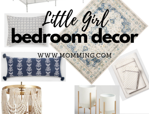 Little Girl Bedroom Inspo
