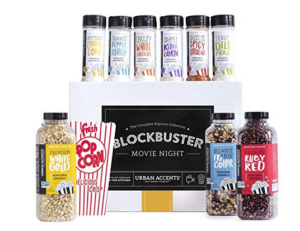 Movie Popcorn Seasoning Set
