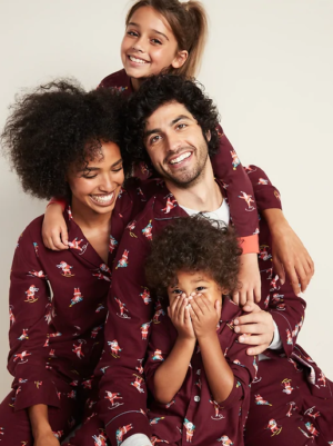 Old Navy Twill Pajamas