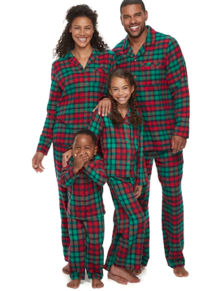 Kohls Family Matching Pajamas