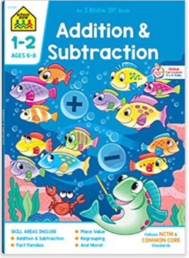 Addition Subtraction Books