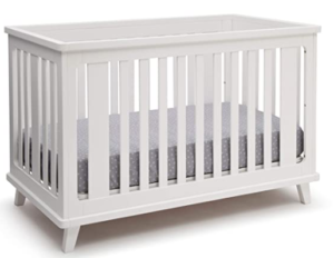 Delta Children Ava 3-in-1 Convertible Baby Crib