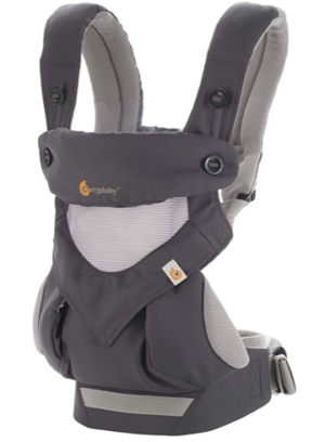 Ergo Baby Carrier Gray