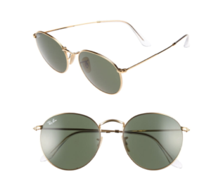Ray Ban 53mm Retro Sunglasses