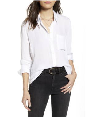 Classic Button Up Blouse