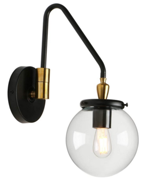 Pathson Industrial Wall Sconce
