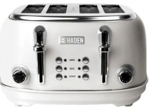 Haden White Toaster