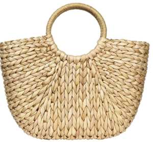 Summer Rattan Bag for Women Straw