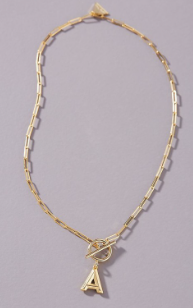Chain Link necklace Anthropologie