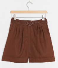 Faithful Linen Shorts