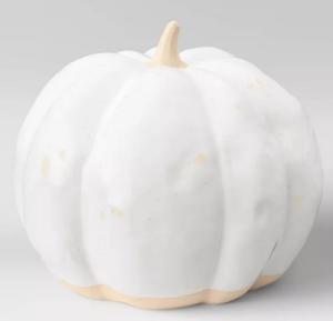 Ceramic Pumpkin Target