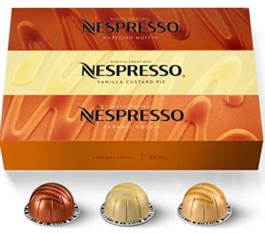 Nespresso Fall Flavors