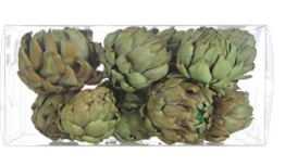 Dried artichokes