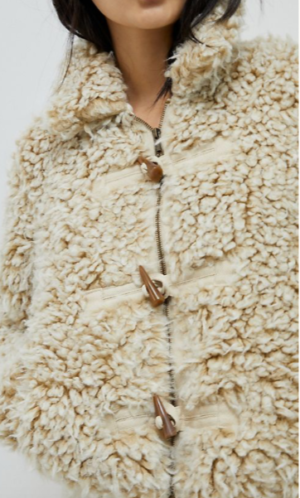 Brenna Faux Fur Coat