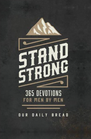 Stand Strong Devotional for Men