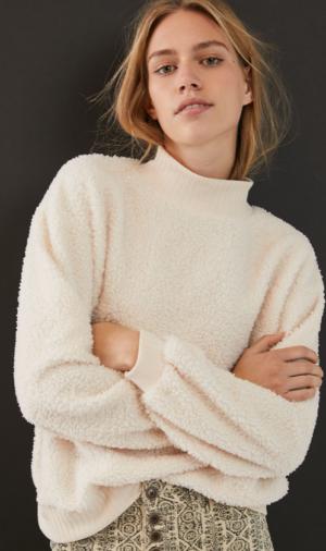 Brynne Sherpa Pullover