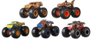 Hot wheel monster trucks