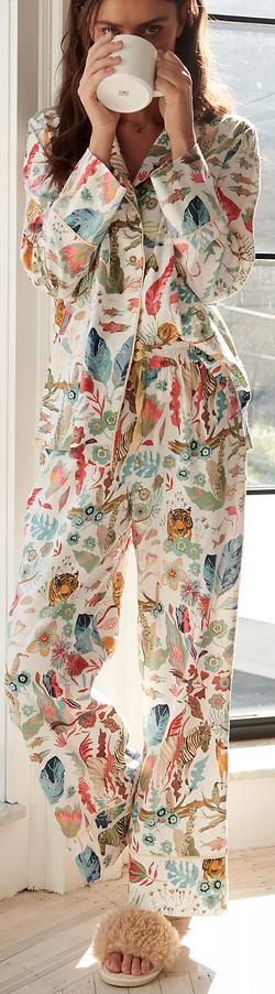 Michelle Morin Pajamas