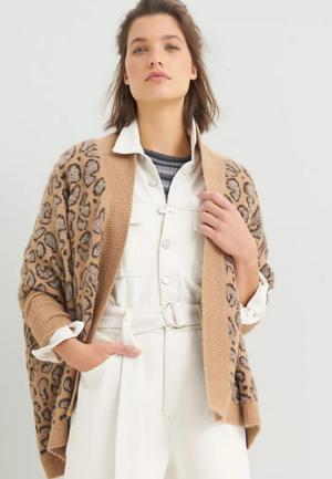 Hadley Knit Kimono