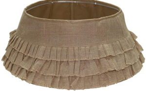 New Traditions Burlap Stand