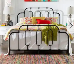 Adams metal bed