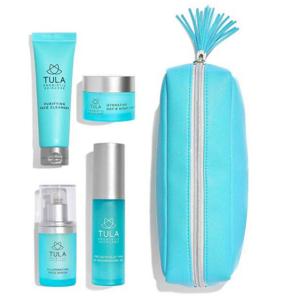 Tula Skincare Discovery Kit