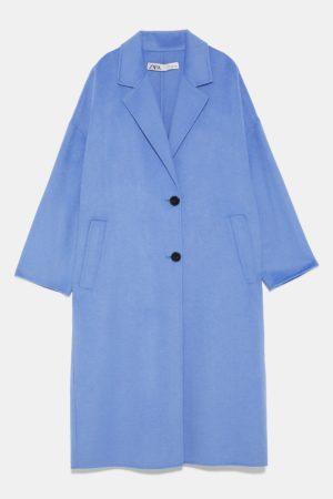 Camel Zara Coat