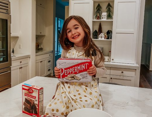 peppermint bark brownies 1
